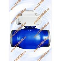 Quality ball valve Electric Full Welded Ball Valve wholesale
