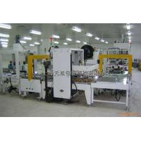 Quality AUTOMATIC PACKING PRODUCTION LINE AUTO PALLETIZER & STRETCH WRAPPING MACHINE wholesale