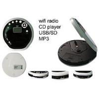 China internet radio with CD player on sale
