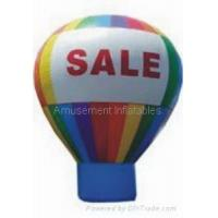 Quality Cool Air Balloon Amusement Inflatables wholesale