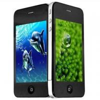Quality W360 dual sim cards dual standby mobile phone Wi-Fi JAVA 2.0 with Metal Body 3.5 inch touch screen wholesale