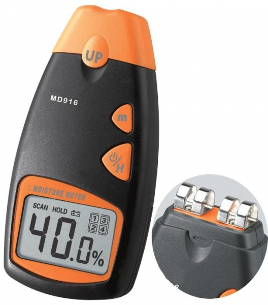 work zone moisture meter instructions