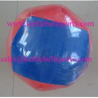 Quality MB310 item no: MB310leather medicine ball is solid ball, it is impact absorbing and moisture resistant. wholesale