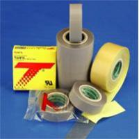 Buy cheap PTFE Teflon Film Coated Silicone Adhesive Pressure-Sensitive Tape from wholesalers
