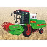 Quality Xinjiang 4... commodity name:Xinjiang 4LZ-3.0 Self-propelled Full-feed Grain Combine Harvester wholesale