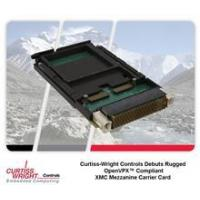 Quality Compliant rugged 3U VPX carrier card for XMC mezzanine modules wholesale