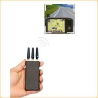 Quality Mobile Phone Jammer Portable GPS Navigation Jammer Portable GPS Navigation Jammer wholesale