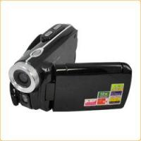 Quality Spy Camera china wholesale HD Digital Video Camcorder Solar Camcorder with Dual Charging Panels wholesale