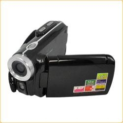 China Spy Camera china wholesale HD Digital Video Camcorder Solar Camcorder with Dual Charging Panels