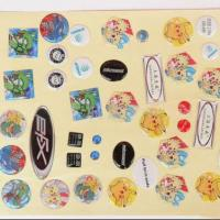 Stickers,adhesive Lables XHSL-24