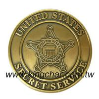 Quality Custom Coin custom coin made by injected zinc alloy wholesale