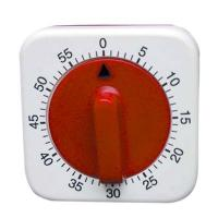 China kitchen T318CSMALL SQUARE SHAPE TIMER mechanical timer ... on sale