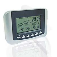 China |LCD Clock&weather station Lcd Clock with weather station on sale