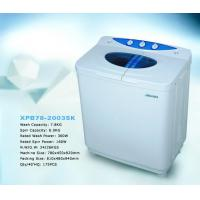 Buy cheap Twin tub w/m XPB78-2003SK from wholesalers