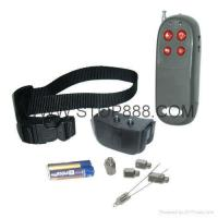 998C 4 IN 1 Remote Dog Training Vibra & Electric Shock Collar