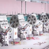 Quality Multi-Spangle Embroidery Machine wholesale