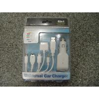 Product:Universal car chargerModel No:USB C-08