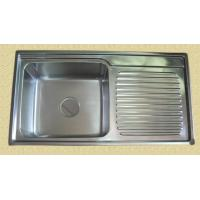 Quality Stainless Steel Kitchen Sink FTS8344 wholesale
