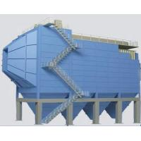 Electric-bag combined high-efficiency dust collector