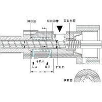 Cheap Grooved Single Screw Extruder for sale