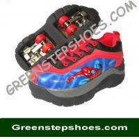 China Roller shoes four wheel roller shoes GSR9036 on sale