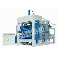 China QT10-15 Fully Automatic Brick Making Machine on sale