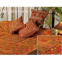 Quality Hand Embroidered Bedspreads wholesale