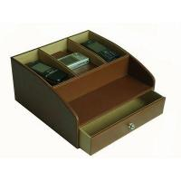 China Leather Charger Station on sale