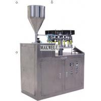 Quality MWS-1 Metallic Tube Filling & Sealing Machine wholesale