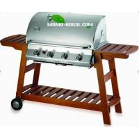 China 4 burners BBQ gas grill M-GS010 on sale