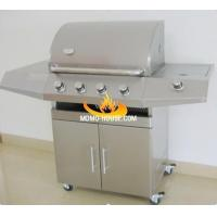 China 4 BURNERS GAS BARBECUE GRILL M-GS005 on sale