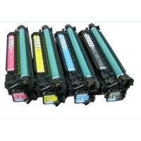 China Remanufactured HP CE250~3A Color Toner Cartridge on sale