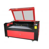 China Laser engraving cutting machines FLC1490 double heads on sale