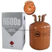 Buy cheap R600a refrigerant from wholesalers