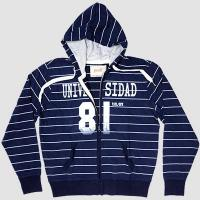Quality Men's hooded sweat shirt wholesale