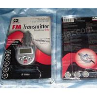 Buy cheap FM transmitter for iPod,Mp3,etc SNY3186 product