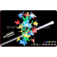 Quality silver steel reduced sticks change flower 8272 wholesale