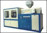 This page shows the automatically blow molding machine