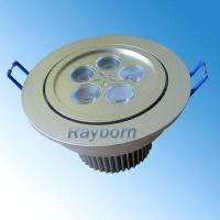 Buy cheap led Recessed Downlight 5w from wholesalers
