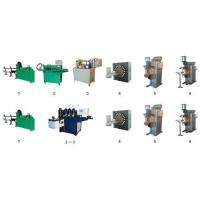 Buy cheap Round cage welding line product