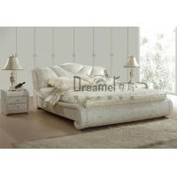 Quality 7109 stamp leather water bed wholesale