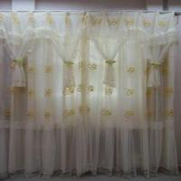 China Lace Curtain C1-70 on sale