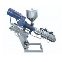 Buy cheap JYH series Front and rear co-extruder single screw extruder from wholesalers