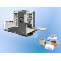 China Two rows of boxed facial tissue machine on sale