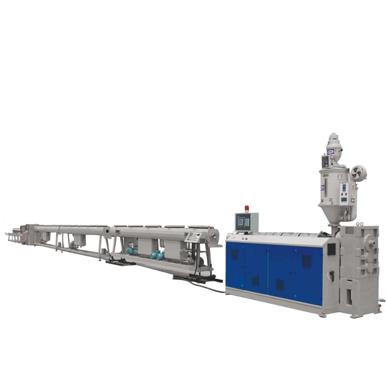 Buy cheap PRR, PP, PP-B, PE-RT new type extrusion line from wholesalers