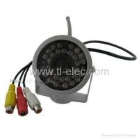 Quality 2.4G wireless camera with 30 IR LED wholesale