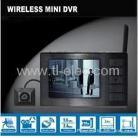 8 Channel Motion Detection DVR DV01 + 8 Channel 2.4GHz Wireless Camera CM200