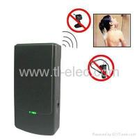Portable Wireless Spy Camera & Bluetooth Signal Jammer