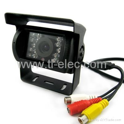 China Rear View IR Waterproof Day/Night Color Camera For Car/Truck