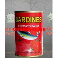 Buy cheap Sardines in Tomato from wholesalers